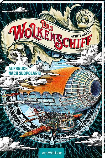 Cover für Das Wolkenschiff