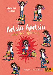 Cover für Helsin Apelsin und der Spinner