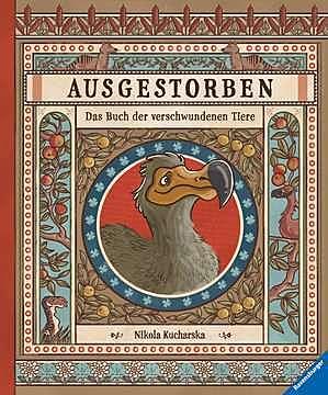 Cover für Ausgestorben - Das Buch der verschwundenen Tiere