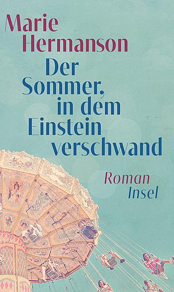 Cover für Der Sommer, in dem Einstein verschwand