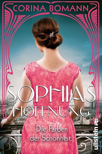 Cover für Die Farben der Schönheit - Sophias Hoffnung (Sophia 1)