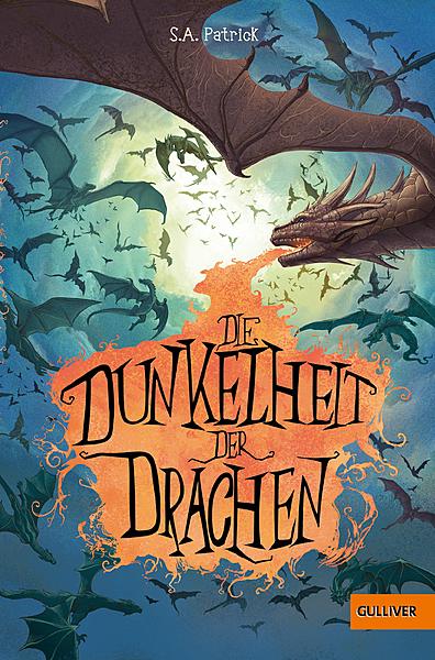 Cover für Die Dunkelheit der Drachen