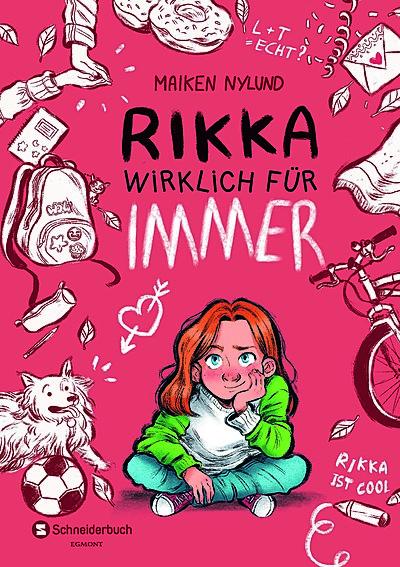 Cover für Rikka - Wirklich für immer