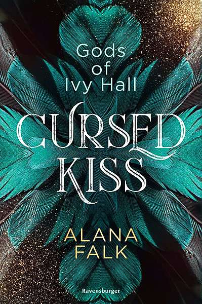 Cover für Gods of Ivy Hall, Band 1: Cursed Kiss