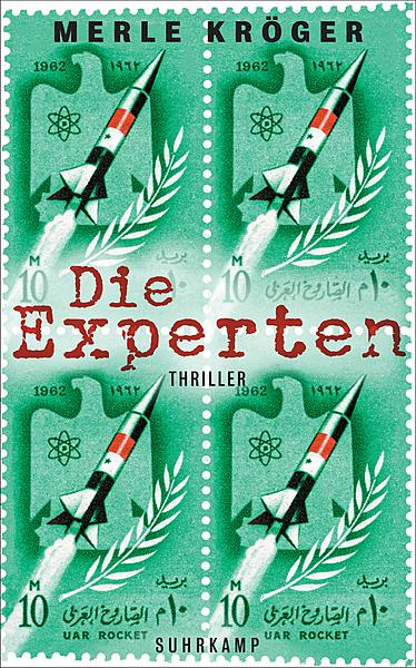 Cover für Die Experten