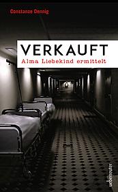 Cover für Verkauft – Alma Liebekind ermittelt