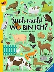 Cover für Edition Piepmatz: Such mich! Wo bin ich?