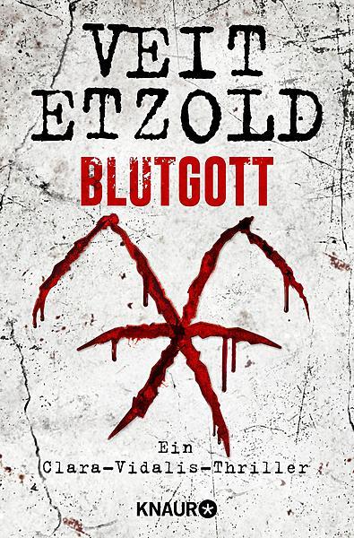 Cover für Blutgott