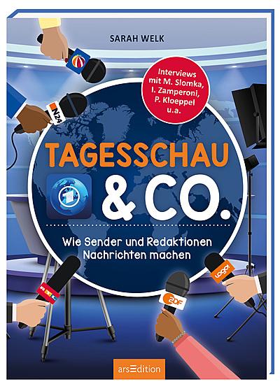 Cover für Tagesschau und Co. - Wie Sender und Redaktionen Nachrichten machen