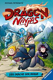 Cover für Dragon Ninjas: Der Drache der Berge