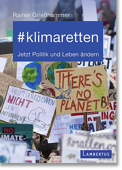 Cover für #klimaretten