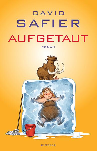 Cover für Aufgetaut
