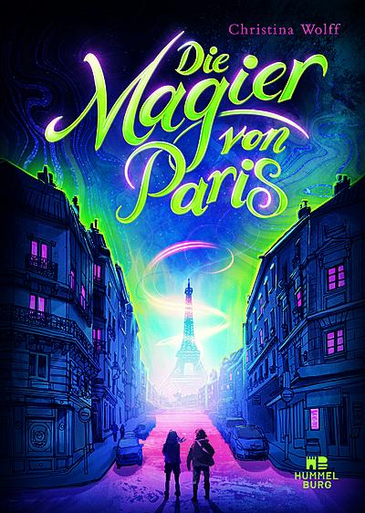 Cover für Die Magier von Paris