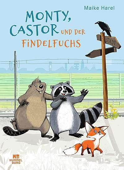 Cover für Monty, Castor und der Findelfuchs