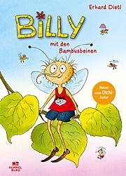 Cover für Billy mit den Bambusbeinen
