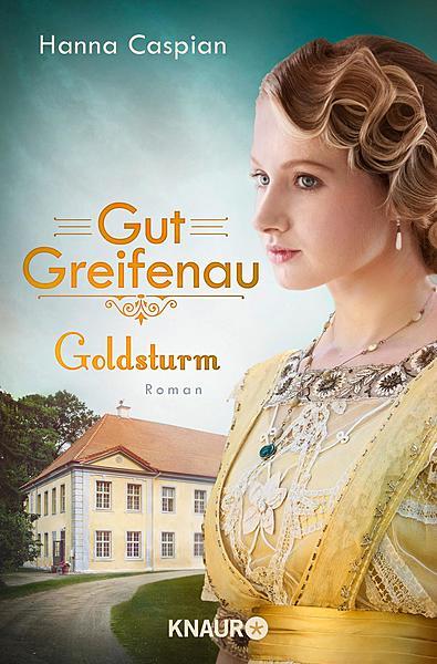 Cover für Gut Greifenau - Goldsturm