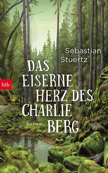 Cover für Das eiserne Herz des Charlie Berg