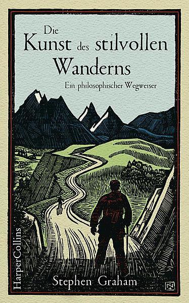Cover für Die Kunst des stilvollen Wanderns - Ein philosophischer Wegweiser