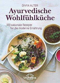 Cover für Ayurvedische Wohlfühlküche