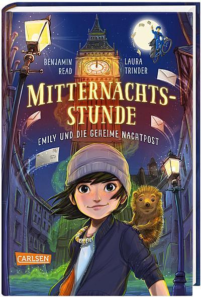Cover für Mitternachtsstunde: Emily und die geheime Nachtpost