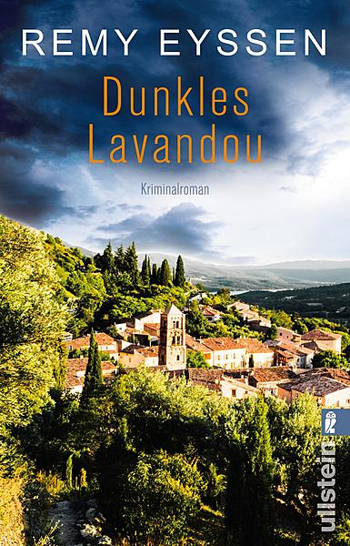 Cover für Dunkles Lavandou (Ein-Leon-Ritter-Krimi 6)