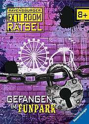 Gefangen im Funpark - Ravensburger Exit Room Rätsel