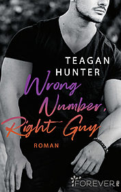 Cover für Wrong Number, Right Guy (College Love 1)