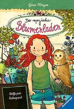 Cover für Der magische Blumenladen: Hilfe per Eulenpost