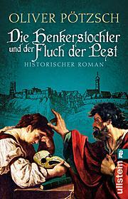Cover für Die Henkerstochter und der Fluch der Pest