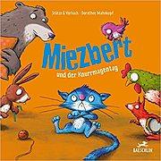 Cover für Miezbert und der Knurrmagentag