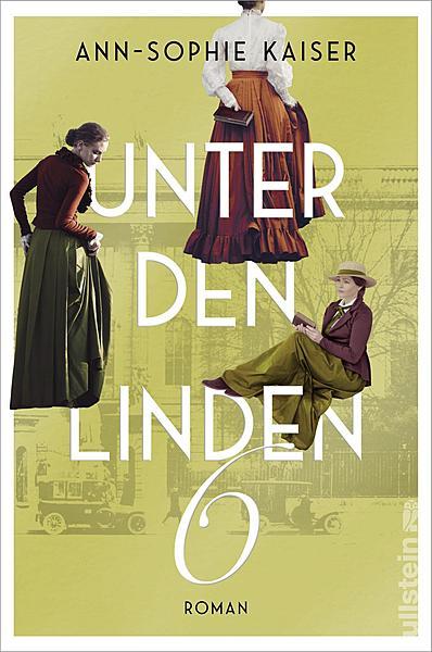 Cover für Unter den Linden 6