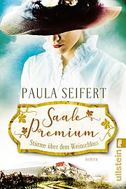 Cover für Saale Premium - Stürme über dem Weinschloss (Die Weinschloss-Saga 1)