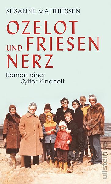Cover für Ozelot und Friesennerz