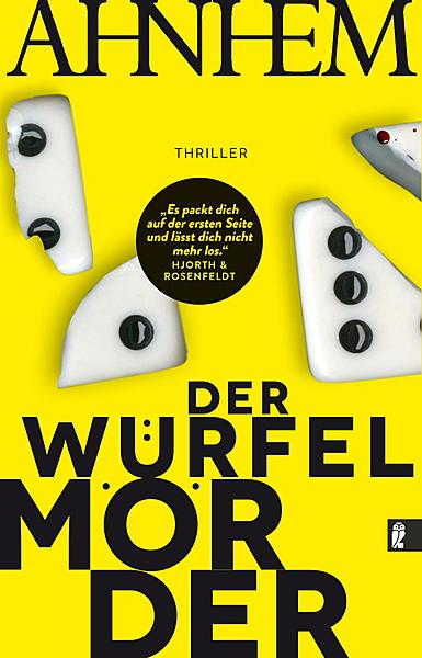 Cover für Der Würfelmörder (Würfelmörder-Serie Bd.1)