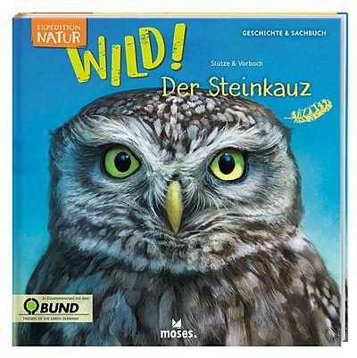 Cover für WILD! Der Steinkauz
