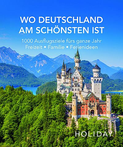 Cover für Wo Deutschland am schönsten ist