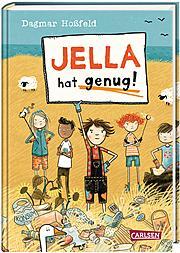 Cover für Jella hat genug!