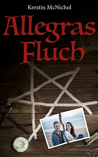 Cover für Allegras Fluch