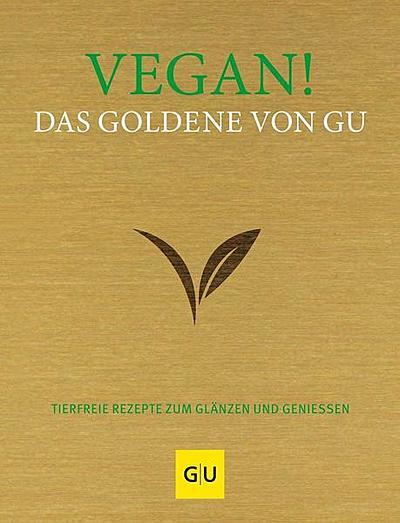 Cover für Vegan! Das Goldene von GU