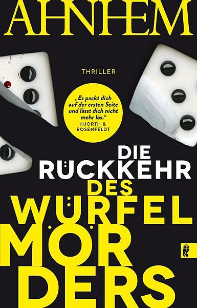 Cover für Die Rückkehr des Würfelmörders (Würfelmörder-Serie 2)