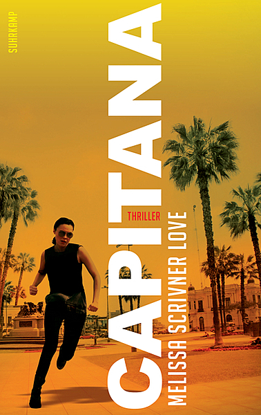 Cover für Capitana