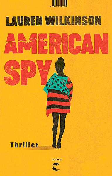 Cover für American Spy