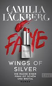Cover für Wings of Silver. Die Rache einer Frau ist schön und brutal (Golden Cage 2)