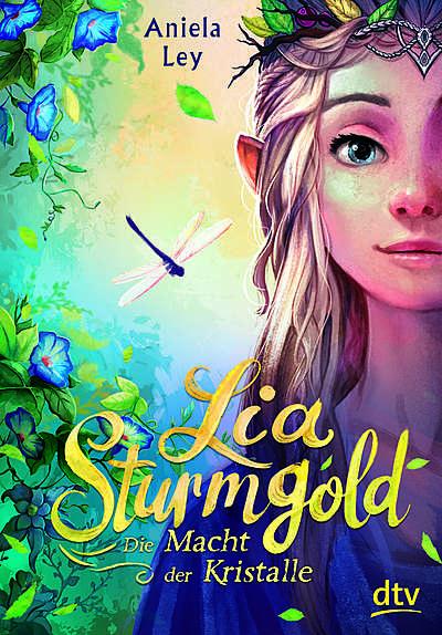 Cover für Lia Sturmgold - Die Macht der Kristalle