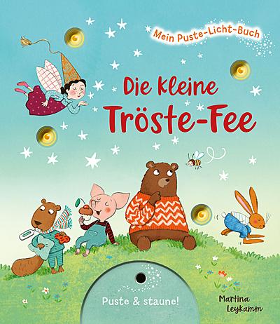 Cover für Die kleine Tröste-Fee