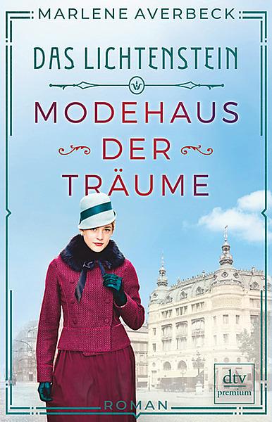 Cover für Das Lichtenstein: Modehaus der Träume
