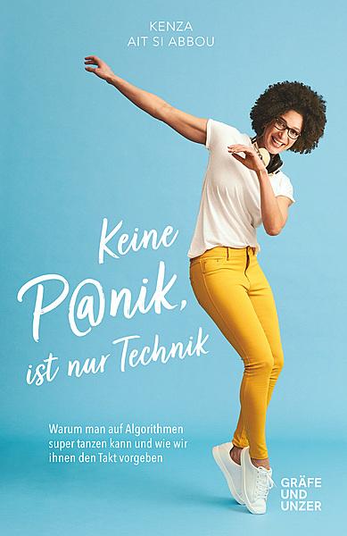 Cover für Keine Panik, ist nur Technik