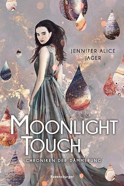 Cover für Chroniken der Dämmerung, Band 1: Moonlight Touch