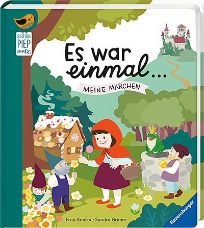 Cover für Es war einmal: Meine Märchen