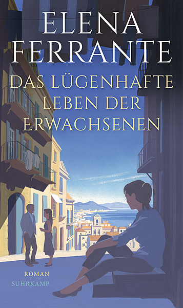 Cover für Das lügenhafte Leben der Erwachsenen